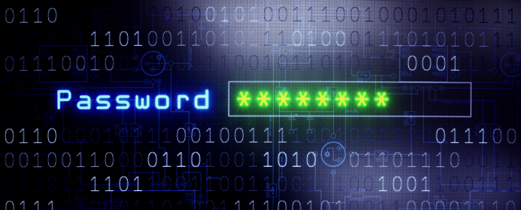 Digital Forensic Computer Investigation Image - Password Protected Files Graphic